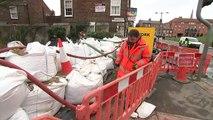 York flooded after River Ouse burst its banks