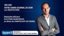 """Joël Texier : """"Je ne vois pas au quotidien de forme de repli religieux"""" à Mulhouse"""