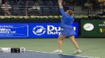 Dubaï - Clijsters a livré un beau combat pour son retour : le résumé du match