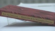 El manuscrito perdido de los incas vuelve a Perú