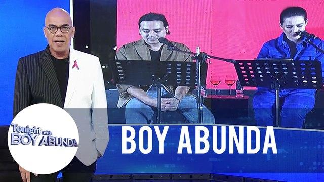 Tito Boy shares about Bea Alonzo and John Lloyd Cruz's much-awaited reunion   TWBA