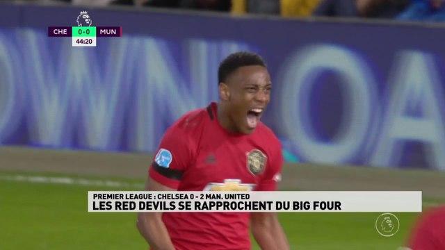 Les buts de Chelsea / Manchester United