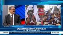 Bedah Editorial MI: Jalan Maslahat Omnibus Law