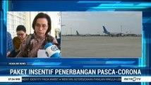 Pemerintah Siapkan Paket Insentif Penerbangan