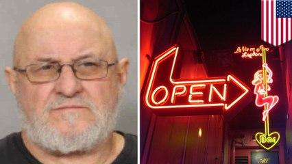 デビットカードの支払いを拒否され、立腹の男 ストリップクラブで銃を発砲し逮捕 - トモニュース