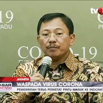 Pemerintah Terus Perketat Pintu Masuk ke Indonesia