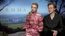 Emma. - Exclusive Interview With Anya Taylor-Joy & Johnny Flynn