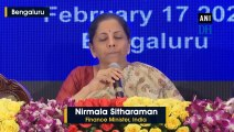Telecom Dept actively engaging with telecom companies after SC order: FM Sitharaman