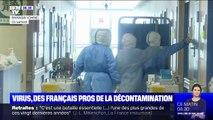 Coronavirus: cette entreprise française spécialiste de la décontamination croule sous les demandes