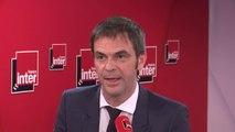 """Olivier Véran : """"""""La Chine a une capacité de réactivité. Elle a pris ses responsabilités en prenant des mesures de confinement très rapidement."""""""