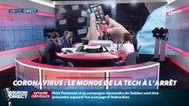 La chronique d'Anthony Morel : Coronavirus, le monde de la tech à l'arrêt - 18/02
