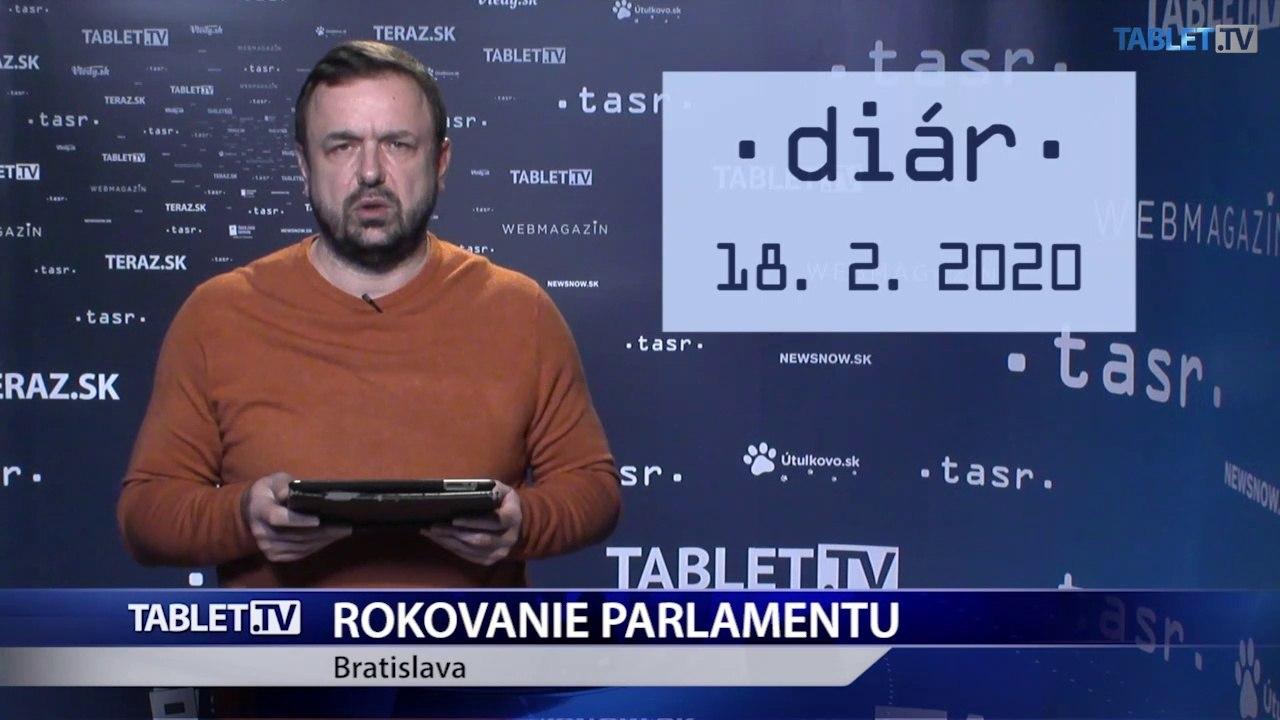 DIÁR: Poslanci parlamentu sa zídu na februárovom zasadnutí, ktoré už pôvodne nebolo v pláne