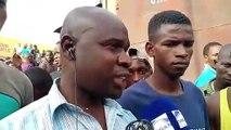 Incendie à Matoto : « nos pertes sont inestimables… », témoigne Yaya Diallo
