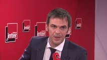 """Olivier Véran : """"Le plan hôpital qui a été annoncé est un plan ambitieux. 10 milliards de reprise de dette, c'est beaucoup d'argent."""""""
