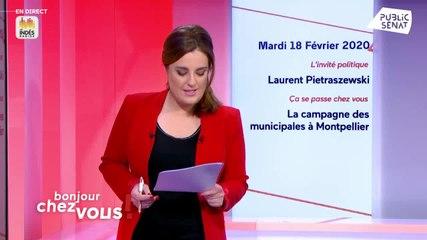Laurent Pietraszewski - Public Sénat mardi 18 février 2020