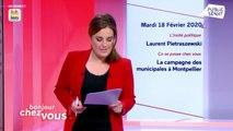 Invité : Laurent Pietraszewski - Bonjour chez vous ! (18/02/2020)