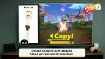 Ring Fit Adventure, the Nintendo video game to do sport while playing