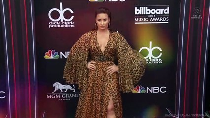 """Demi Lovato got real with Ashley Graham about her """"body acceptance"""" instead of """"body positivity"""""""