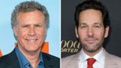Will Ferrell and Paul Rudd Team Up For 'The Shrink Next Door' TV Series | THR News