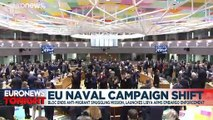 EU to end Mediterranean anti-smuggler mission and tackle Libya arms flow