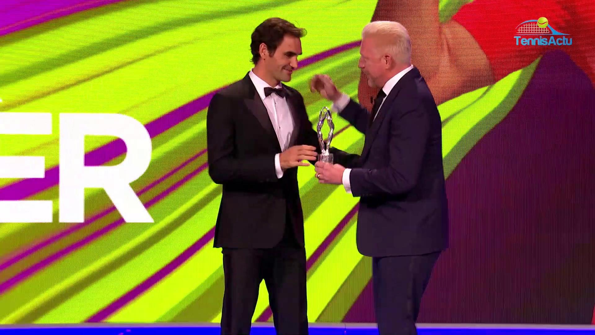 Laureus World Sports Awards 2020 – Roger Federer et Novak Djokovic avaient été honorés par le passé aux Laureus Sports !