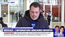 Griveaux: deux informations judiciaires ouvertes à l'encontre de Piotr Pavlenski