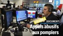 Pompiers : écoutez les pires appels abusifs passés au 18