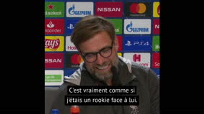 """Liverpool - Klopp : """"Je suis un rookie face à Diego"""""""