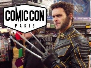 Comic Con Paris : c'est quoi ? qu'est-ce qu'on y voit ?