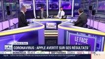 Jacques Sapir VS Matthieu Bailly : Comment interpréter les avertissements d'Apple vis-vis des marchés ? - 18/02