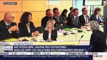 Jean-Claude Mailly (ex-FO): Comment instaurer la pénibilité dans le nouveau dispositif des retraites? - 18/02