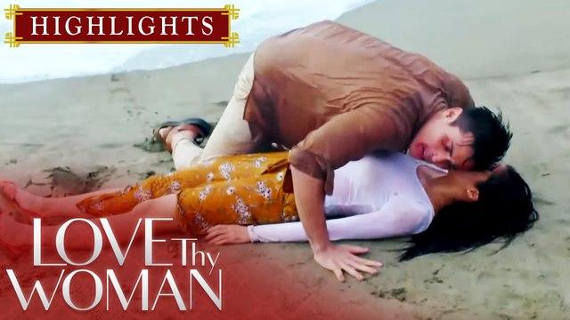 David, iniligtas sa kapahamakan si Jia | Love Thy Woman