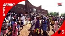 """22 Morts dans une église au Burkina, """"Suicide"""" du chanteur Rwandais Kisito Mihigo... Afrik'Actu #5"""