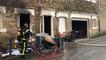 Un incendie se déclare dans une maison du centre-ville
