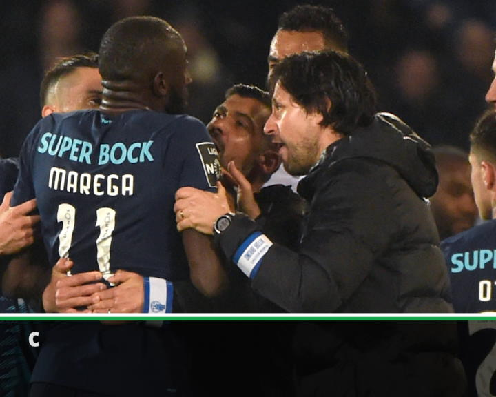 Racisme - Gullit regrette le manque de soutien des joueurs de Porto auprès de Marega