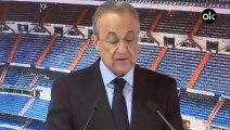Florentino Pérez  «Igual que construimos el mejor estadio del siglo XXI, debemos potenciar el talento de nuestro equipo para el futuro»