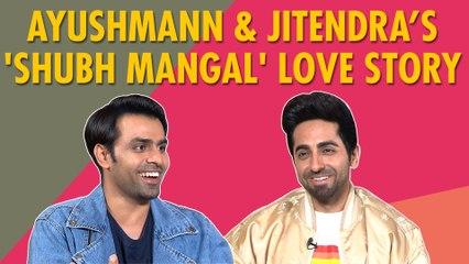 Ayushmann's Views On Homosexuality | Shubh Mangal Zyada Saavdhan | Jitendra Kumar