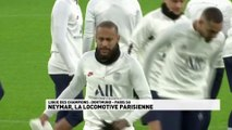 Neymar, la locomotive parisienne