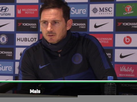 """26e j. - Lampard sur Kanté : """"Sa blessure ne présage rien de bon"""""""