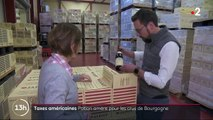 Vins français : les viticulteurs, victimes collatérales de la sanction américaine envers l'Europe