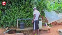 Crech in Itsoseng informal settlement in north of Johannesburg left scrambling  for water.