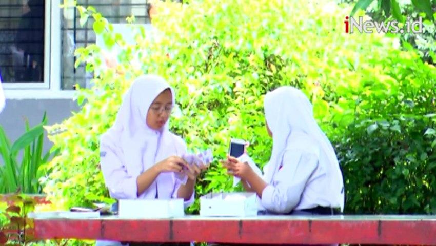 Video Pemilihan Duta Hari Air di SMAN 2 Tangsel Berlangsung Sukses