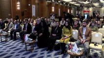 Malcolm x'in kızı shabazz istanbul'da konferansa katıldı