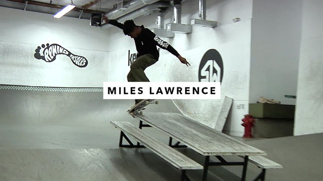 Afternoon In The Park: Miles Lawrence