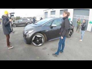 Volkswagen ID.3 : prise en main de la voiture électrique 6 mois avant sa sortie