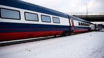 Découvrez nos images exclusives du premier TGV américain, construit par Alstom