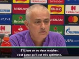 "Tottenham - Mourinho : ""Son ne jouera plus cette saison"""