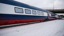 Découvrez nos images exclusives du futur premier TGV américain, construit par Alstom