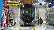 Transport ferroviaire : Alstom s'offre Bombardier pour 6 milliards d'euros