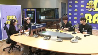 [IDOL RADIO] H&D Freestyle rap★☆